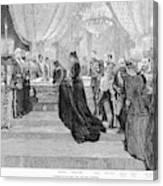 Alexander IIi (1845-1894) Canvas Print