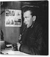 Alfred L Canvas Print