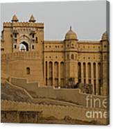 Amber Fort, India Canvas Print