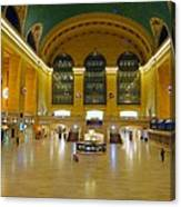 2 A.m.grand Central Station  Canvas Print