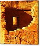 Anasazi Ruins Canvas Print