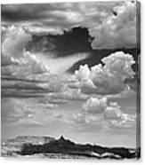 Angel Peak Canvas Print