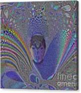 Asian Flight Of Vision Canvas Print