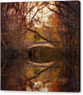 Autumn's End Canvas Print