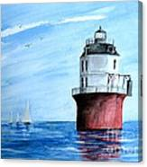 Baltimore Lighthouse  Canvas Print