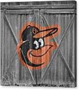 Baltimore Orioles Canvas Print