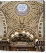 Bancroft Hall Canvas Print