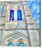 Beautiful Church Canvas Print