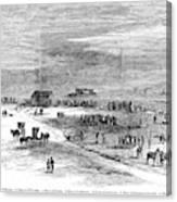 Bender Murders, 1873 Canvas Print