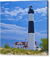 Big Sable Point Lighthouse Canvas Print