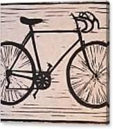 Bike 8 Canvas Print