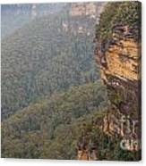 Blue Mountains Australia Canvas Print