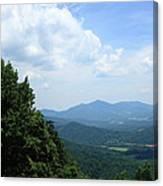 Blue Ridge Mountains - Virginia 5 Canvas Print