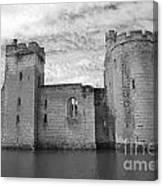 Bodiam Castle Canvas Print
