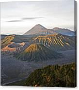 Bromo  Valley  Java Indonesia Canvas Print