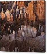 Bryce Canyon National Park Hoodo Monoliths Sunrise Southern Utah Canvas Print