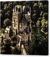 Burg Eltz Canvas Print
