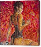 Burlesque II Canvas Print