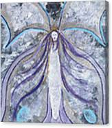 Butterfly Goddess Canvas Print