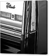 Cadillac Eldorado Taillights Canvas Print