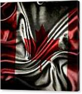 Canadian Flag  Canvas Print