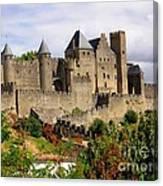 Carcassonne France Canvas Print