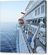 Carnival Elation Canvas Print