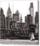 Center City Philadelphia Canvas Print