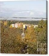 Cesis Latvia Canvas Print