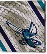 Charlotte Hornets Uniform Canvas Print