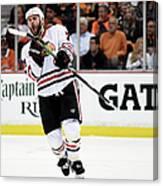 Chicago Blackhawks V Anaheim Ducks - Canvas Print