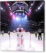 Chicago Blackhawks V Los Angeles Kings Canvas Print