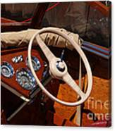 Chris Craft Sea Skiff Canvas Print