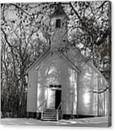 Church In The Cove Canvas Print