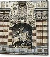 Cid, Rodrigo D�az De Vivar, Called The Canvas Print