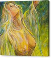 Cider Of Eden Canvas Print