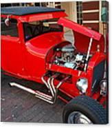 Classic Custom Hotrod Canvas Print