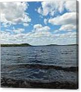 Clearing Sky Canvas Print