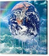 Climate Change- Canvas Print