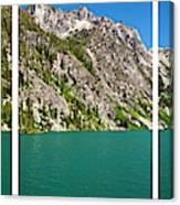 Colchuck Lake, Alpine Lakes Wilderness Canvas Print