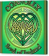 Connolly Soul Of Ireland Canvas Print