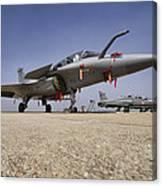 Dassault Rafale  Canvas Print