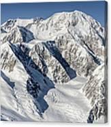 Denali - Mount Mckinley Canvas Print