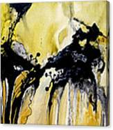Don Quixote Takes A Wife Canvas Print