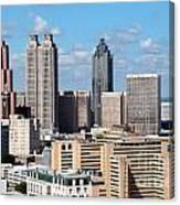 Downtown Atlanta Canvas Print