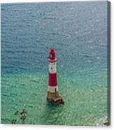 Eastbourne Light House Canvas Print