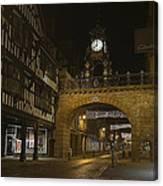 Eastgate Clock Canvas Print