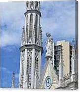 El Carmen Church Canvas Print