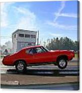 Esta Safety Park 09-28-14 Canvas Print