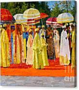 Ethiopian Epiphany Canvas Print
